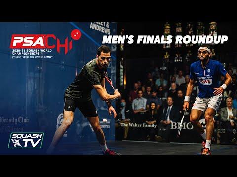 PSA Mens World Finals Roundup - Take a look at this!!