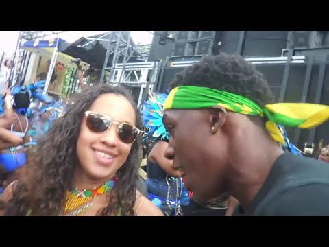 Toronto Caribana 2017 #Bana2K17 w/ The Flex Runners Vlog #6