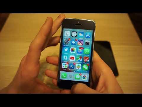 Как снимать экран на айфоне 5
