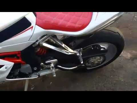 2014 MV Agusta F4 custom work