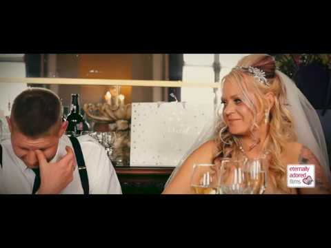 K I M + A N T H O N Y | Wedding Film Highlight Video | Belvoir Castle, Grantham