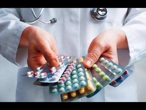 Какие следует принимать таблетки при гипертонии?