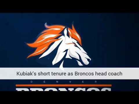 Gary Kubiak to retire   Denver Broncos