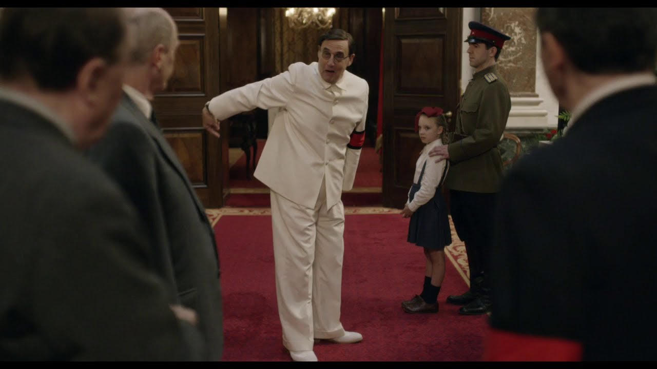 The Death of Stalin (2017) | TRAILER - YouTube