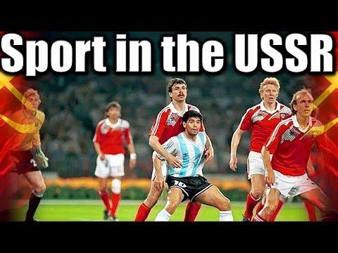 Soviet Football and