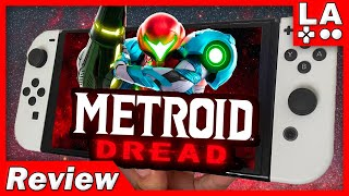 Metroid Dread Review - Nintendo Switch (Video Game Video Review)