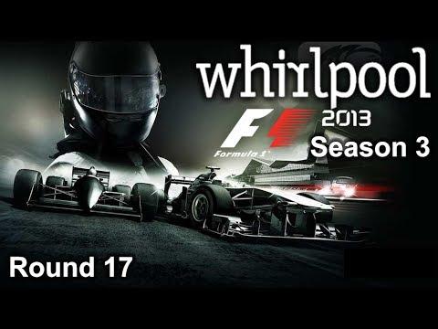 F1 2013 -  WRPL Season 3 - Round 17 [UAE]