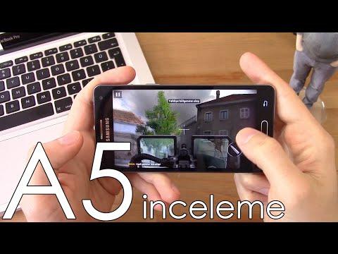 Samsung Galaxy A5 İnceleme