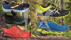 Top 5 Trail Running Shoes 2018 || Spring/Summer