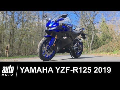 Yamaha YZF-R125 2019 Essai de la plus sportive des 125
