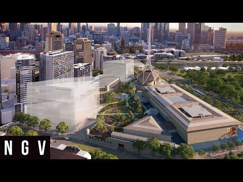 NGV Contemporary: Australia's new home for contemporary art and design