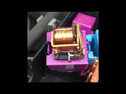 Vauxhall Astra G fuel pump relay bypass