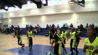 Victorville Wildcats NJB vs Victorville NJB Basketball