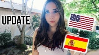 I'M MOVING TO MADRID, SPAIN!