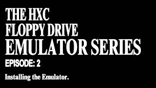 The HXC Floppy Drive Emulator and the Mirage (Part 2)
