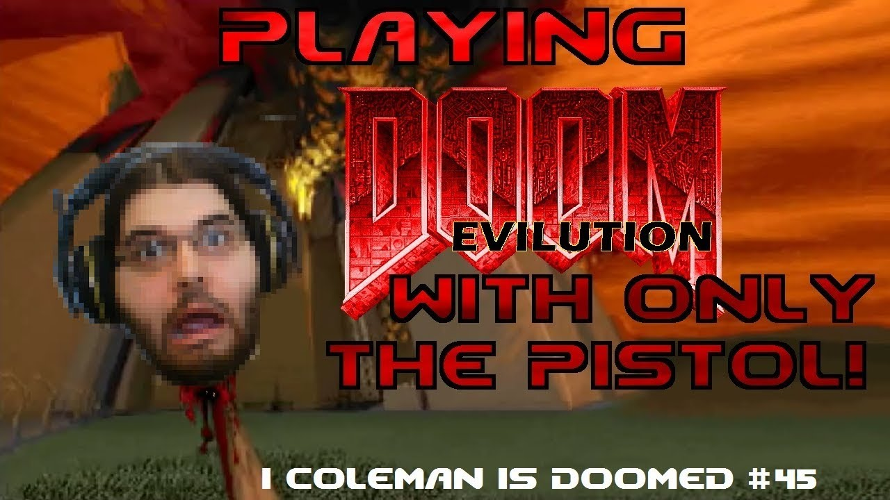 Download I COLEMAN IS DOOMED #45: Between The Rock...