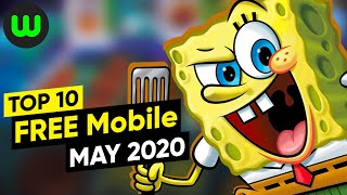 Top 10 FREE Android & iOS Games of May 2020