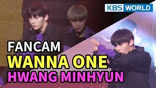 Video [FOCUSED] Wanna One's Hwang Minhyun - Boomerang [Music Bank / 2018.03.30] download MP3, 3GP, MP4, WEBM, AVI, FLV Mei 2018