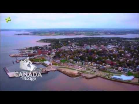 O Canadá Visto do Ar 6 - Over Canada - Prince Edward Island