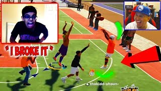 i sent Ronnie2K Son to the Hospital after EXTREME CHALLENGE *GONE WRONG* 😱😱