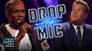 Download Drop the Mic w/ Usain Bolt Mp3 and Videos