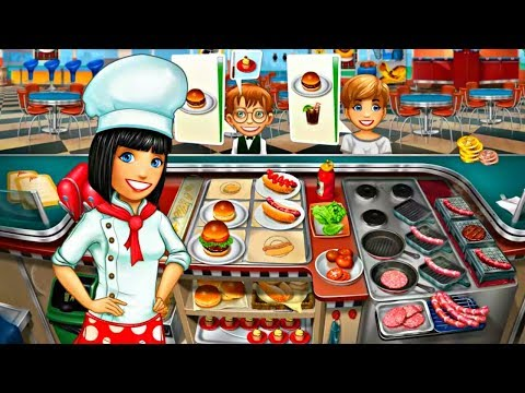 Cooking Joy - Super Cooking Games, Best Cook - cooking games for girls for kids