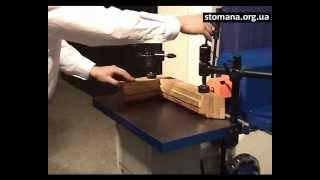 Деревообробний свердлильно-пазувальний верстат LBM 200 (Stomana)