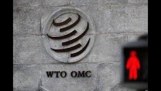 VOA连线(莫雨): 中国向WTO起诉美国加征关税,专家:象征大于实质