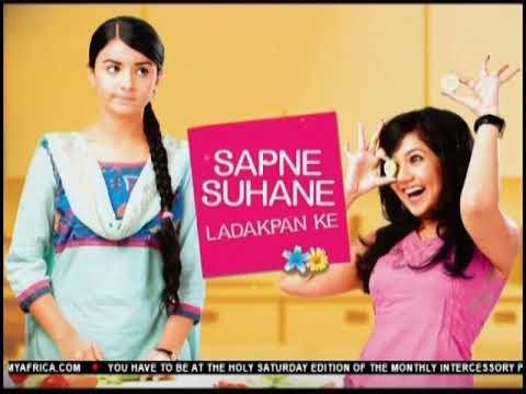 Sapne Suhane Ladakpan Ke Chat Room Adom Tv 17 4 19 Youtube