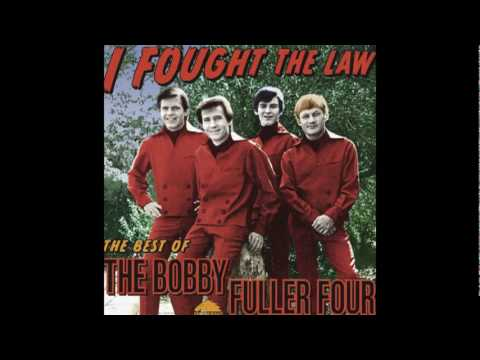 Bobby Fuller Four - I Fought The Law ( And The Law Won) Lyrics.flv