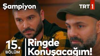 Ratko İle Kafkas, Basın Toplantısı Yapıyorlar! | Şampiyon 15. Bölüm