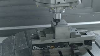 High Stability in Cast Iron Machining with a 4 Flute End Mill | Seco Tools
