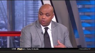 Spurs vs Rockets Game 5 Preview | Inside The NBA | May 8, 2017