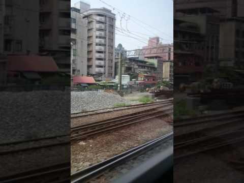 Kereta Taiwan economi class