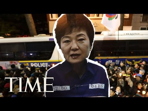 South Korean President Park Geun-hye Impeached | TIME