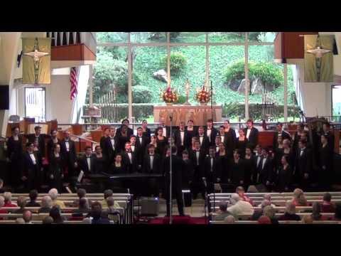 "USC Concert Choir: ""Si, ch'io vorrei morire"" by Claudio Monteverdi"