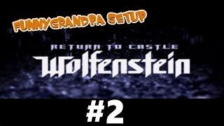 АВТОМАТ ТОМСОН и КАТАКОМБЫ - Return to Castle Wolfenstein #2