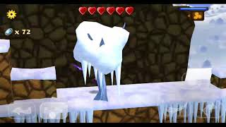 Swordigo icy caves