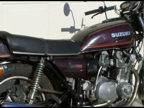 Hqdefault on 1977 Suzuki Gs750