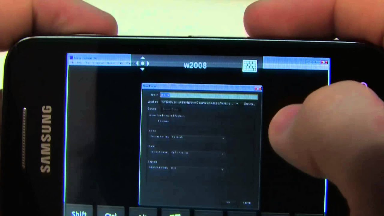 Microsoft Remote Desktop Client App for Android
