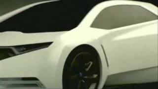 Honda FC Sport Design Study Concept Car Videos