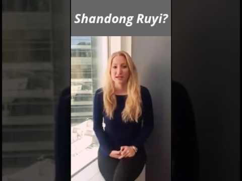 Shandong Ruyi - Company Overview