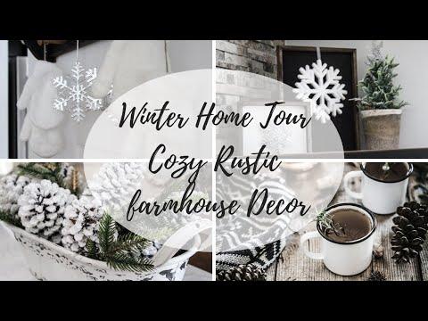 Winter Home Tour 2020