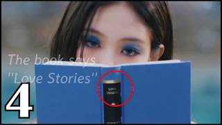 20 Things you didn't notice in JENNIE 'SOLO' M/V