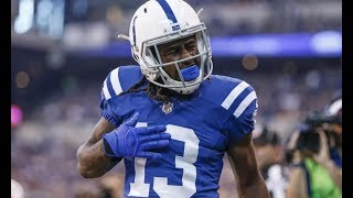 T.Y. Hilton 2017 Colts Highlights