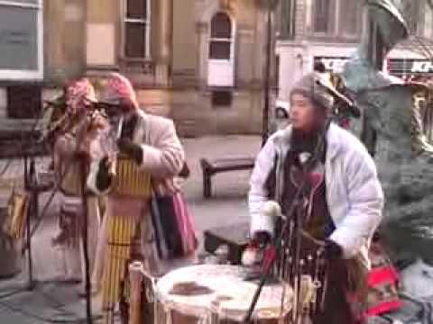 Dundee December Buskers Scotland