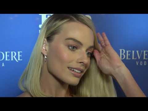 SBIFF 2018 - Margot Robbie Interview