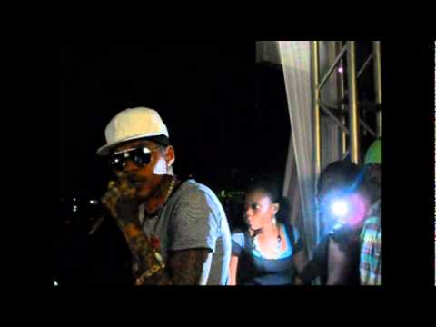 Vybz Kartel At Impy Skimpy Easter Weekend