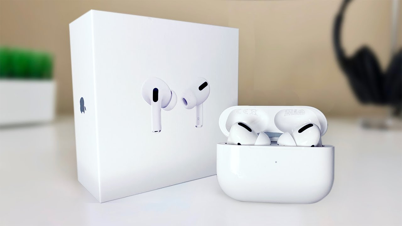 Airpods Pro Unboxing Review Youtube