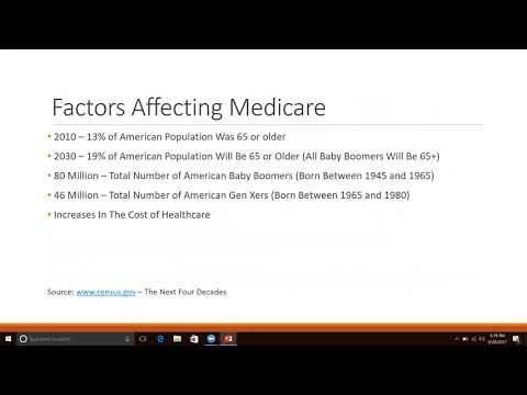 Healthcare presentation @ EAC